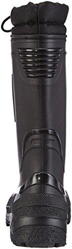 Spirale 7130 GEVOERDE Laars Unisex-Erwachsene Gefütterte Gummistiefel Schwarz (schwarz (zwart) 00)