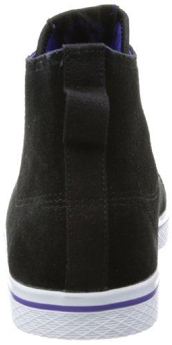 adidas Originals HONEY HOOK W, High-top femme Noir - Schwarz (Black/Blast Purple F13/Black)
