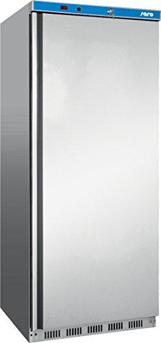 Saro 323-4025 HT 600 S/S Tiefkühlschrank, 620L, Weiß
