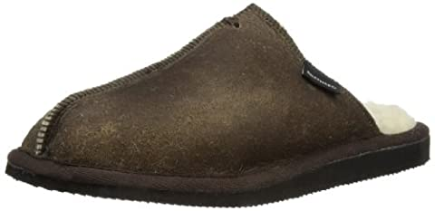 Shepherd Hugo, Men's Open Back Slippers, Brown (Oiled Antique 53), 9 UK (43 EU)