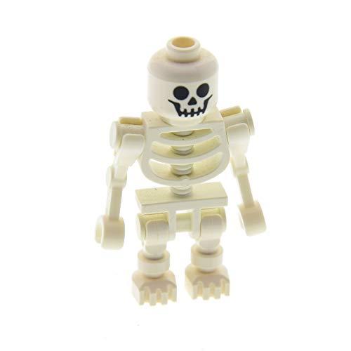 r Skelett Weiss Standard Kopf Augen rund Skeleton 2 Arme abgewinkelt 3626bpb0001 6266 30377 60115 gen038 ()