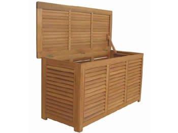 Auflagenbox, Kissenbox, Kissentruhe, Gartentruhe