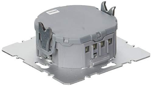 Berker Relais Schalteinsatz 2906 mit Nebenstelleneing HAUSELEKTRONIK Elektronischer Schalter 4011334212645