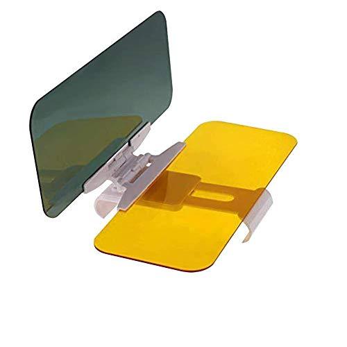 Auto Sonnenblende Extender Blendschutz,Auto Tag und Nacht Anti-Glare-Visier Auto Sun Glare Extender Verbessert die Sicherheit, passt universell zu Autos , Fahren Reduziert die Belastung der Augen