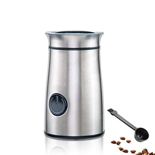 MISJIA Chicco di caffè Macinacaffè Chicco di caffè One-Touch Elettrico - Macinino Elettrico, Macinacaffè Cinese E Occidentale, Macchina A Polvere Ultrafine