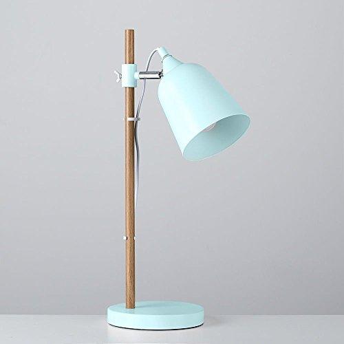 MiniSun - Lámpara de mesa 'Roscoe' de estilo escandinavo - cabezal ajustable y...