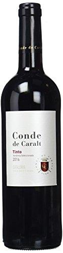 Conde De Caralt Vino Tinto - 0,75 L