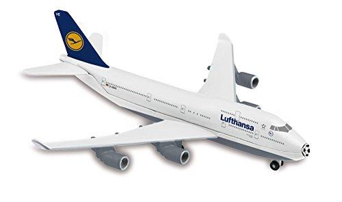 Majorette 212057980 - Airplane, Flugzeug, 11 cm, Sortiert