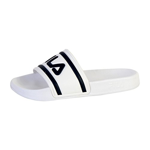 Fila Morro Bay Slipper W Chanclas White