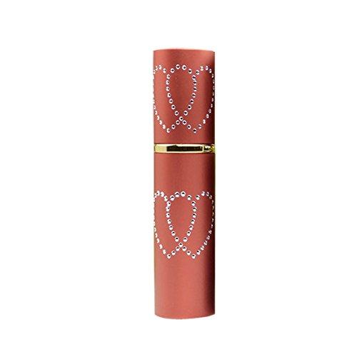 Tenflyer 10ML Parfum Vaporisateur Rechargeable Mini Perfume Bottle Rouge / Bleu / Violet / Sliver / Rose / Jaune