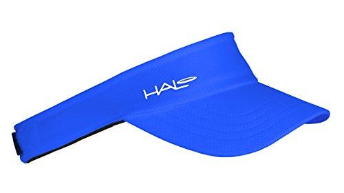 Halo Stirnband Schweißband Sport Visier XXL königsblau (Xxl-skull-cap)