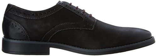 Clarks Garren Plain Oxford Black
