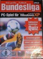 Das große Fußball Bundesliga PC-Spiel, inkl. Bundesliga Quiz