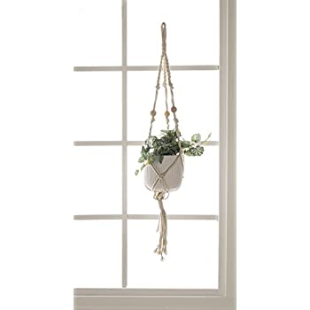 Tag re de d coration suspension murale en bois pour - Lys plante interieur ou exterieur ...