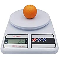 MAYUMI SF400 Electronic Kitchen Digital Weighing Scale, Multipurpose (10 Kg)(Free Batteries)(6 Months Warranty)