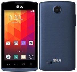 "LG Joy H220 - Smartphone Libero 4""-(5 MP, 2592 x 1944 pixel, Android OS, 4 GB) Blu"