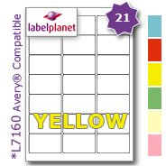21-per-page-sheet-5-sheets-105-sticky-yellow-labels-label-planetr-blank-plain-matt-quality-self-adhe