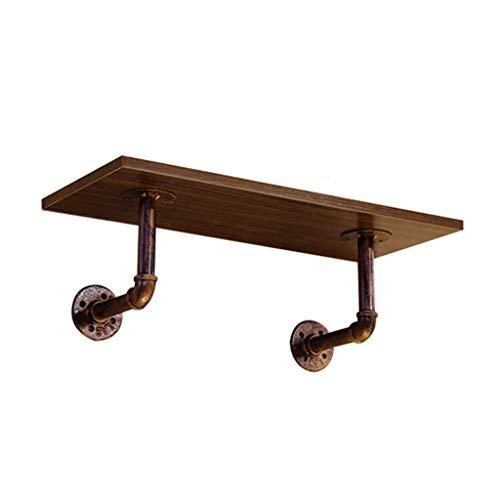 Kitchen furniture - Cintres de magasin de vêtements - supports à la maison de fer à repasser de cru WXP (Couleur : B)