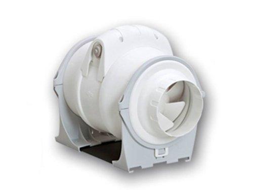 Xpelair XIM100T, Ventilatore e estrattore con timer, per uso domestico