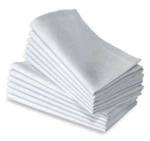 Luxus blancas de servilletas de tela (4 pcs), SP, 51 * 51 cm