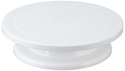 Tortenplatte drehbar Tortenständer Kuchen-Drehteller