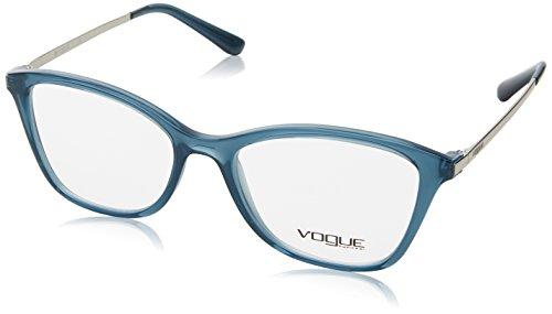VOGUE Optical Frames Frame OPAL LIGHT BLUEE WITH DEMO LENS