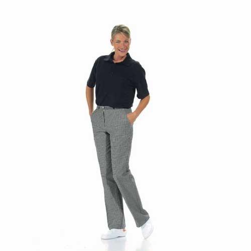 Leiber - Pantaloni jeans da donna, colore: bianco