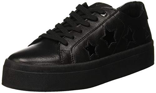 Guess Fhalstar, Sneaker Donna, Nero Black, 40 EU...