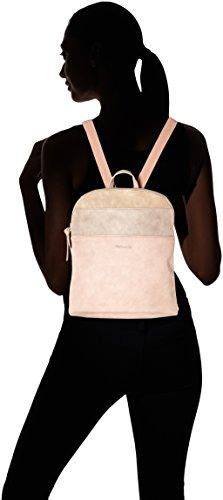 Tamaris - Khema Backpack, Borse a zainetto Donna Rosa (Rose Comb.)