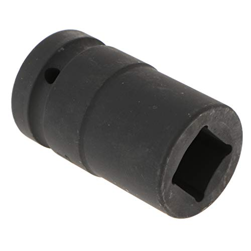 perfk Douille à Choc Profonde 4 Points Impact à Entraînement Carré - 80x22x26mm