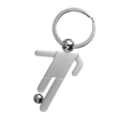 Creativgravur® Schlüsselanhänger FUSSBALLER