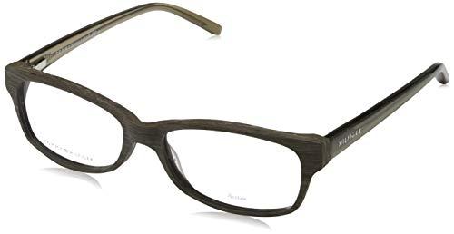 Tommy Hilfiger Unisex-Erwachsene TH 1018 Brillengestelle, Grün, 54