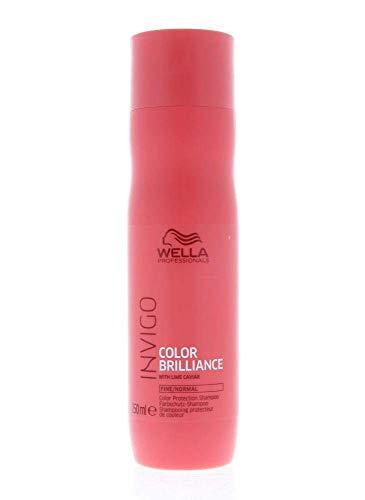 Wella Professionals Invigo Color Brilliance Color Protection Shampoo Fine/Normal, 250 ml