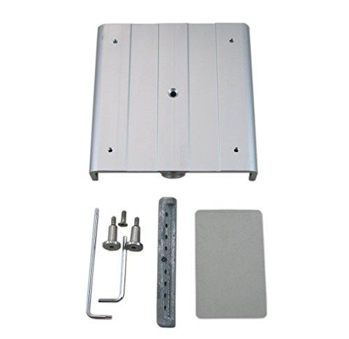 Ergoshopping Adapter VESA Mount Kit für Apple iMac (Mid 2012und ältere Modelle, funktioniert nicht mit 2013Modell ab), LED Cinema, Apple Thunderbolt Display