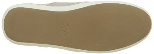 Faguo Cypress, Sneakers Basses femme - Noir - Or (Gold Shine)