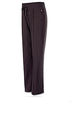 Sueded Stretch Fleece Comfort Pant 5791-S-Blue Grotto