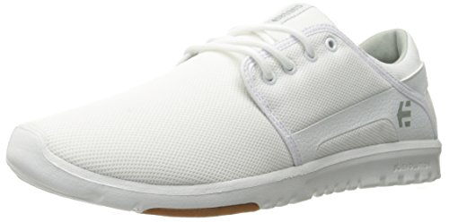 Etnies SCOUT 4101000419/488, Sneaker Uomo Blanco