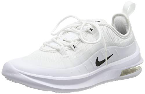 Nike Air MAX Axis (PS), Zapatillas de Running para Niños, Blanco (White/Black 100), 33 EU
