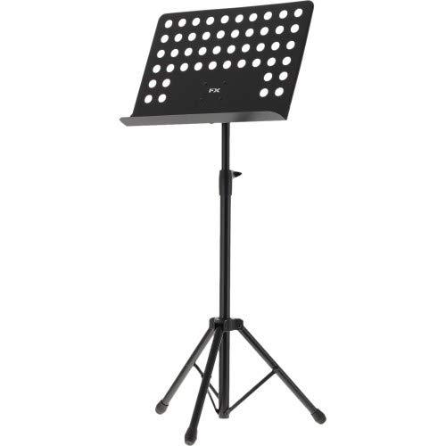 Orchesterpult Deluxe mit Lochplatte