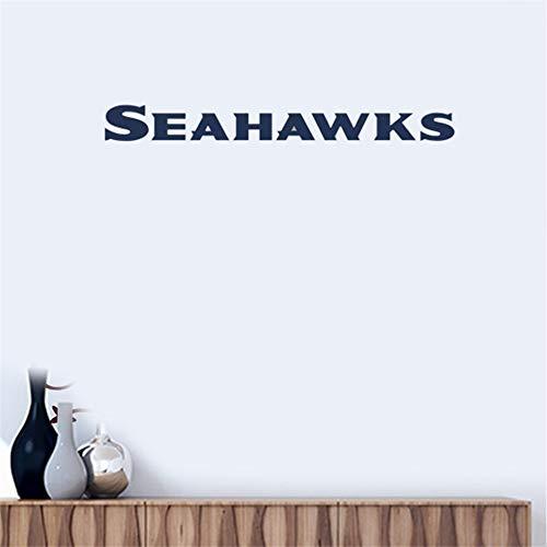 Wandtattoo Seattle Seahawks # 3 Team Logo Wandaufkleber Vinyl Wandaufklebe