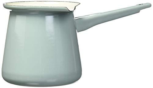 Dexam emaillierter Stahl Vintage Home Türkisch Coffeepot, Salbei