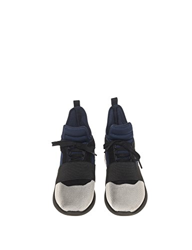 Kendall and Kylie Kkbraydin2, Chaussons montants femme blue