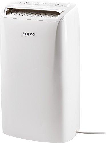 Supra DU202 Déshumidificateur Blanc 20L/Jours pour 70M2