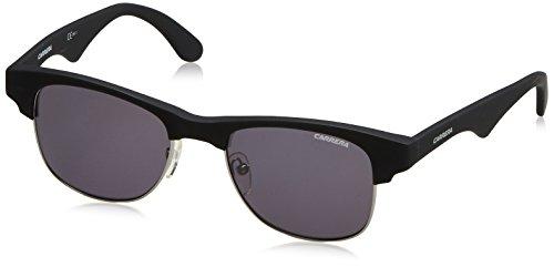 Carrera Unisex-Erwachsene 6009 Y1 Deb 51 Sonnenbrille, Schwarz (Nero), 43