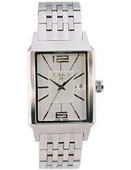 Cerruti 1881 Herren-Armbanduhr Analog Quarz Edelstahl beschichtet CRB007A211C0
