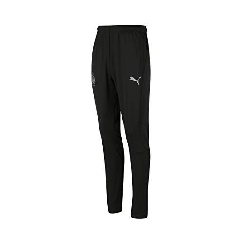 Puma - Pantalon d'entraînement Noir Om, Noir, M