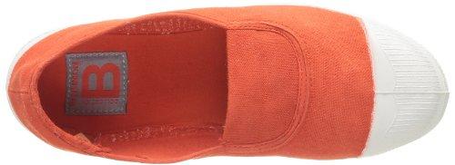 Bensimon Tennis Elastique, Sneaker donna arancione (Orange - Orange (Orange 215))