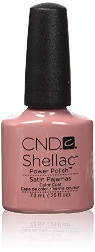 CND SHELLAC - Satin Pyjamas, 7 ml (Satin Nagellack)