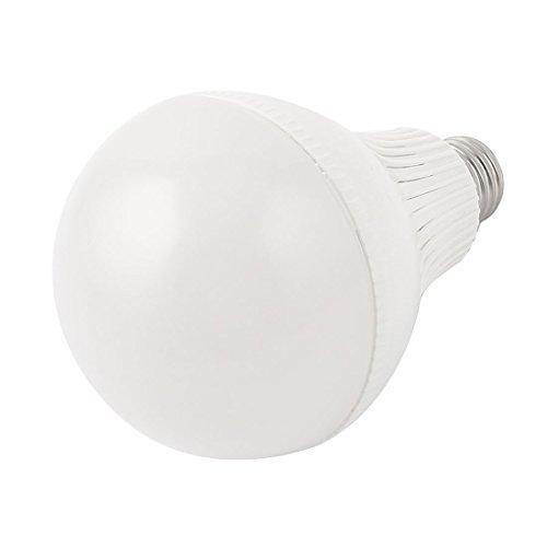 12W weiße Kunststoff-E27 Sockel 95mm Dia Globe-Kugel-Birne LED-Lampe Shell (Kunststoff Globe Lampe)