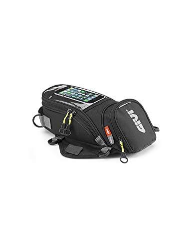 Givi EA106B Easy Bag Bolso Magnético Depósito, Volumen 6 litros, Carga Máxima...